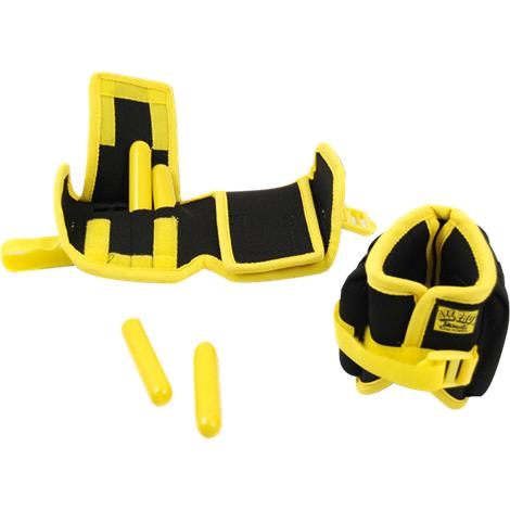 All Pro Aqua Power Swim Ankle and Wrist Weights,4Lb,Wrist weights,Pair,81028539