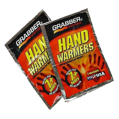 "Grabber Hand Warmers,Small,2"" X 3.5"",Pair,Hwes-1"
