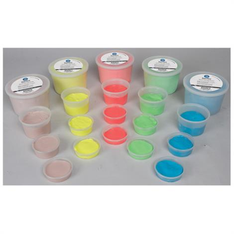 BodyMed Hand Therapy Putty Cups,Hand Therapy Putty Cups,Each,BDSHPCUP