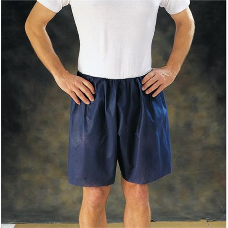 BodyMed Universal Disposable Exam Shorts,Universal Disposable Exam Shorts,Each,BDMSHORTUN