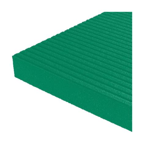 Airex Atlas Exercise Mats,Green,Each,23503
