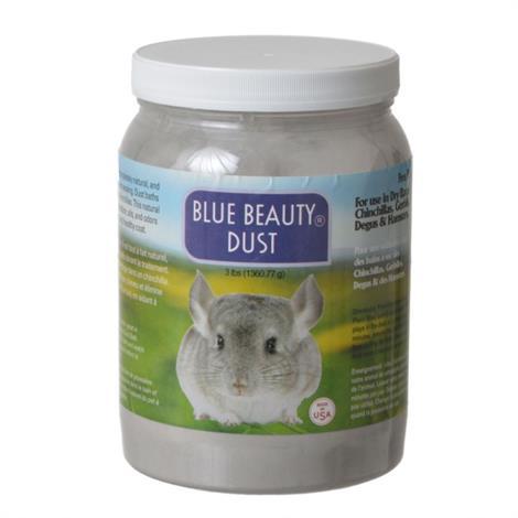 Lixit Blue Cloud Dust for Chinchillas,3 lbs,Each,30--0605-06