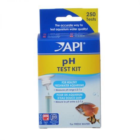 API Freshwater PH Kit Mini,250 Tests,3/Pack,28
