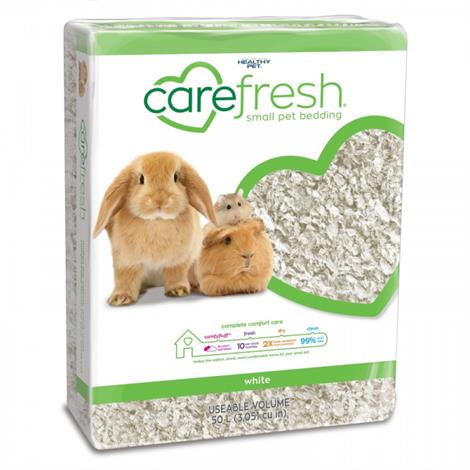 Carefresh White Small Bedding,10 Liters,Each,L0403
