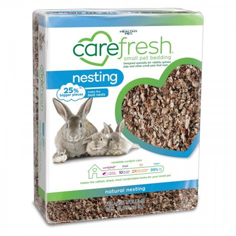 Carefresh Nesting Natural Small Bedding,60 Liters,Each,L0380