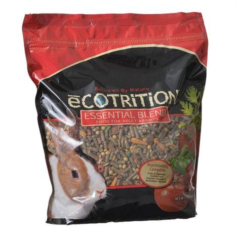Ecotrition Essential Blend Diet,5 lbs,For Guinea Pigs,Each,G2155