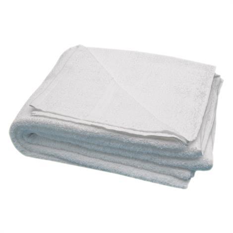 "Reusable Absorbent Cotton Towels,12"" x 12"" (30.5 x 30.5cm),12/Pack,NC20183"