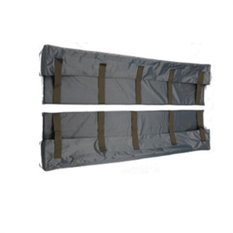 """Hermell Bed Rail Pads,Large,56"""" x 18"""" x 1"""",Each,BR5618"""