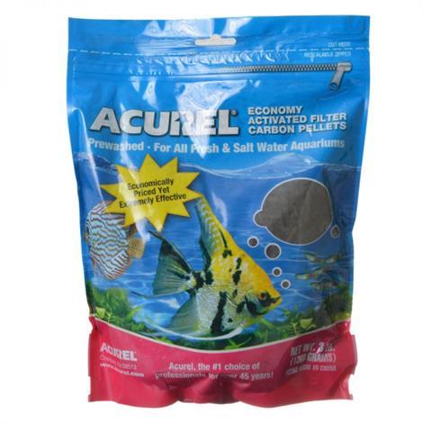 Acurel Economy Activated Filter Carbon Pellets,16 oz,Each,2202
