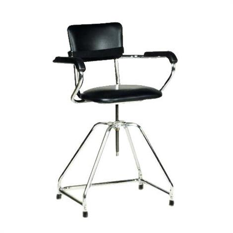 """Brandt Hydrotherapy Chair with Crutch Tips and Safety Belts,21 to 31-1/2"""",Each,20000"""