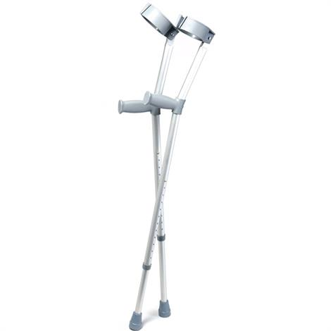 Days Forearm Crutches,Adult,Pair,81561802