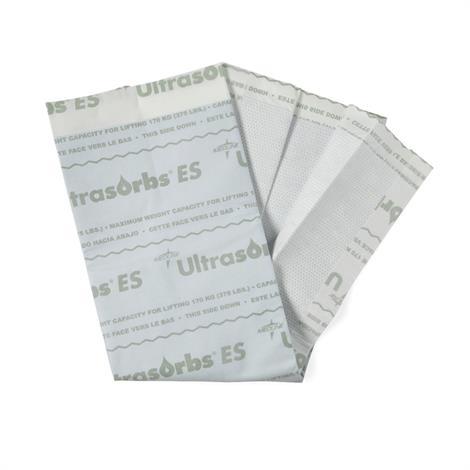 Medline Ultrasorbs ES Disposable Underpads,30 x 36 (76cm x 91cm),40/Pack,USAP3136ES