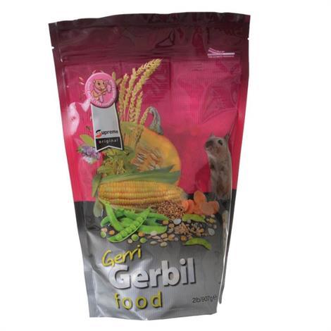 Supreme Foods Gerri Gerbil Food,2 lbs,Each,5416