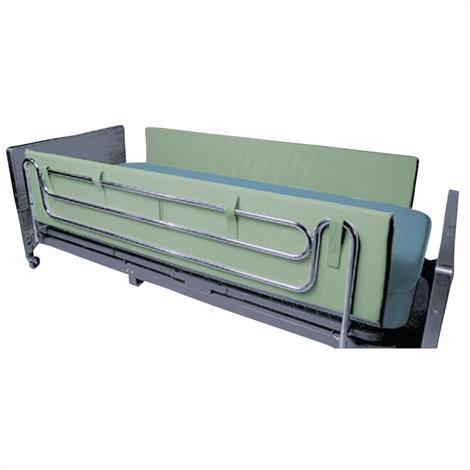 """Drive Foam Side Rail Bumper Pads,14""""W X 36""""L X 1.5""""H,Pair,M3800-36"""