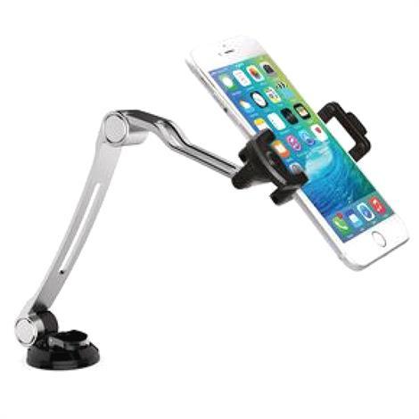 "CTA Digital Folding Arm Mount for Smartphones,1.5""W x 15""H x 1""D,Each,81715804"