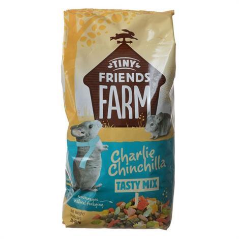 Supreme Foods Charlie Chinchilla Food,2 lbs,Each,5717