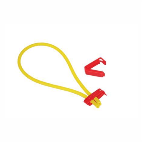 "CanDo Tubing Klips,1"" x .5"" x 1"",Small,10Pair/Pack,#10-5365-10"