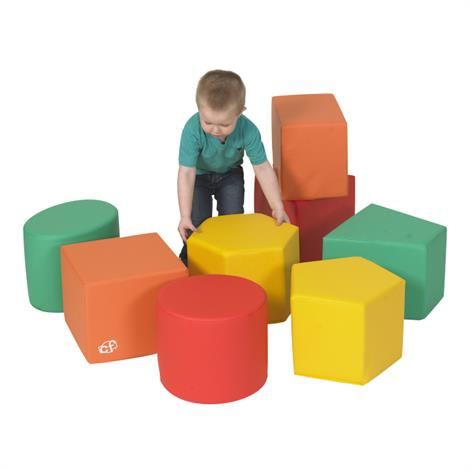 Childrens Factory Shape Sorter Seats,Carpet,Each,CPR3000