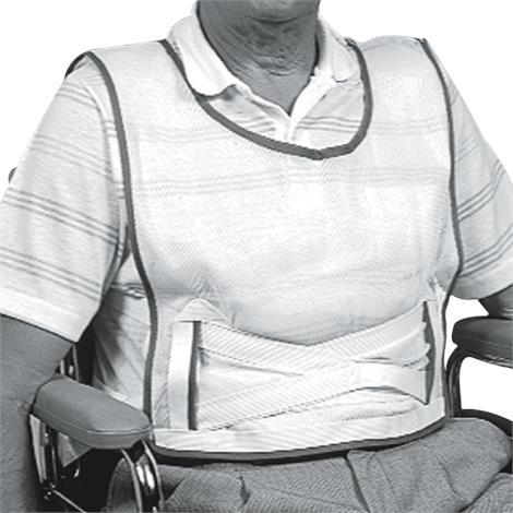 Medline Koolnit Slipover Patient Safety Vests,Large,161-200 lbs,6/Pack,MDT828052