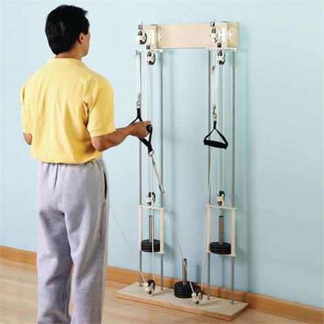 Sammons Preston Duplex Pulley Weights,Duplex Pulley Weights,Each,81211903
