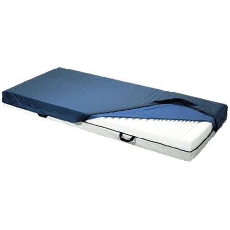 """Graham-Field Platinum Care 519 Series Foam Mattress,80"""" x 35"""" x 6"""",with Zipper,Each,51980-1633N"""