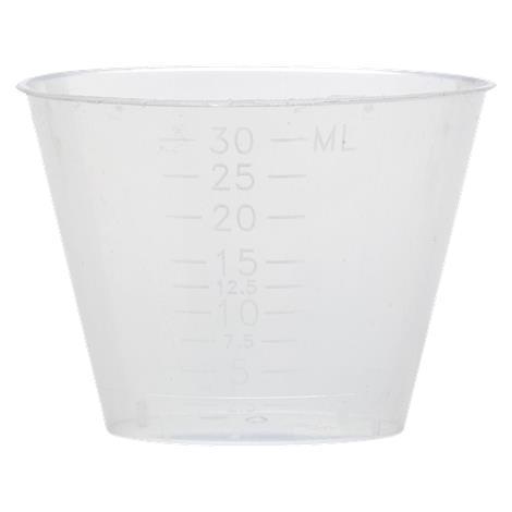Medegen Medicine Cup,Medegen Medicine Cup,1 oz,100/Pack,KI02301 KI02301