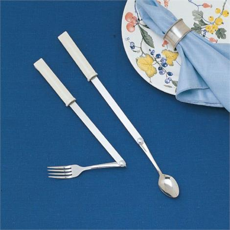 Adjustable Extension Utensils,Fork,Each,1195