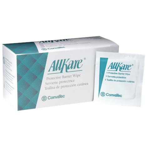 ConvaTec AllKare Protective Barrier Wipes,Protective Barrier Wipes,100/Pack,37444