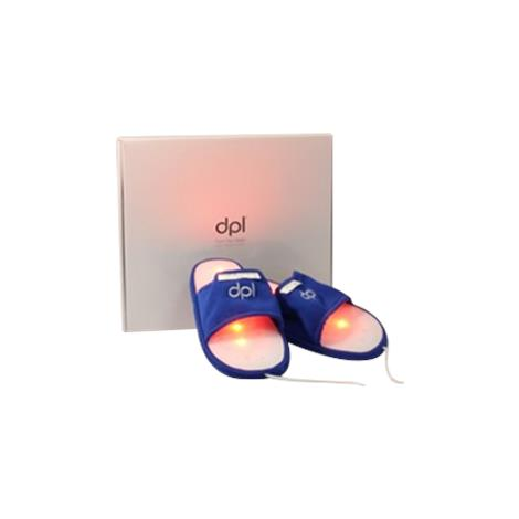 dpl Foot Pain Relief Infrared Red Light Therapy Slippers,Large Size,Each,DPLSLIPPERLG