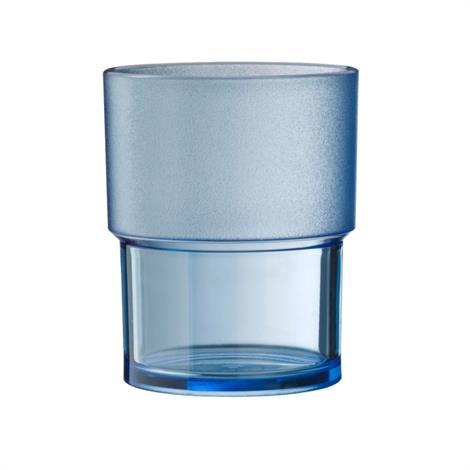 Saint Romain Lids and Glasses,Blue - 5.5 oz,Each,81715853