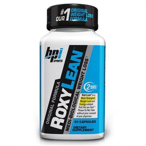 BPI Sports Roxylean Dietary ,60 Capsules,Each,8040040