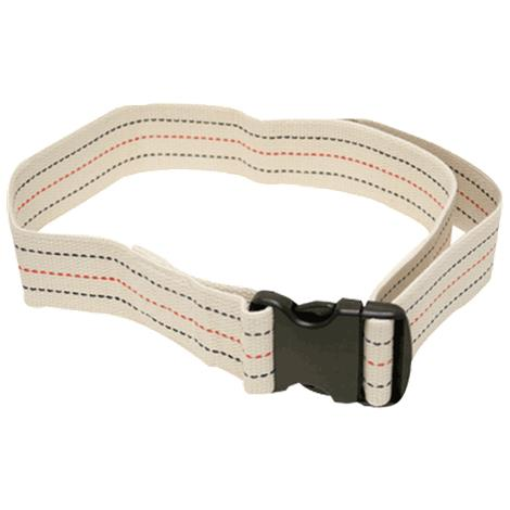 "FabLife Quick Release Plastic Buckle Gait Belt,32"" Belt,Each,#50-5131-32"