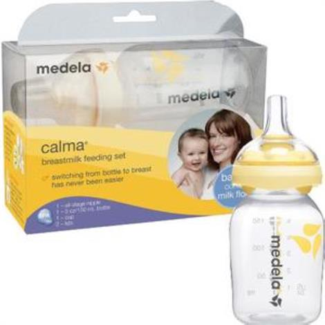 Medela Calma Breastmilk Feeding Set,Feeding Set,5 oz,Each,68021