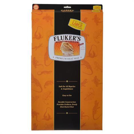 Flukers Ultra Deluxe Premium Heat Mat,Small - 7 Watts (10-20 Gallons),Each,29051