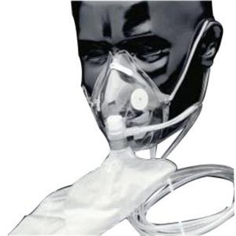 Salter Labs Elongated High Concentration Non-Rebreathing Mask,Non Rebreathing Mask,Each,8140-7-50