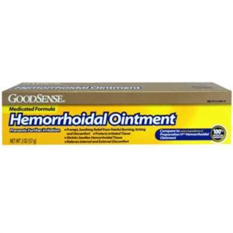 GoodSense al Ointment,al Ointment,2 oz,24/Pack,LP18816