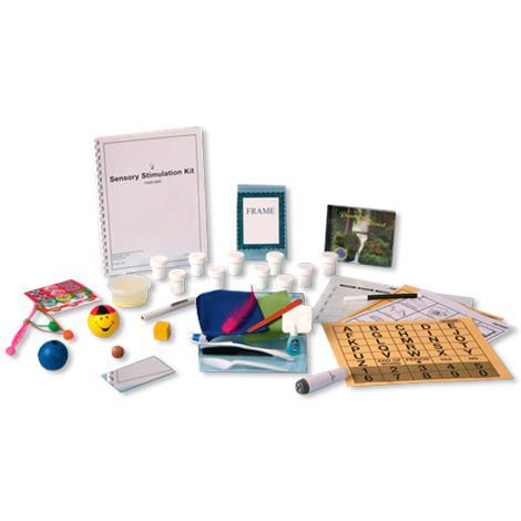 Maddak Sensory  Activities Kit,Sensory ,Each,F718200000