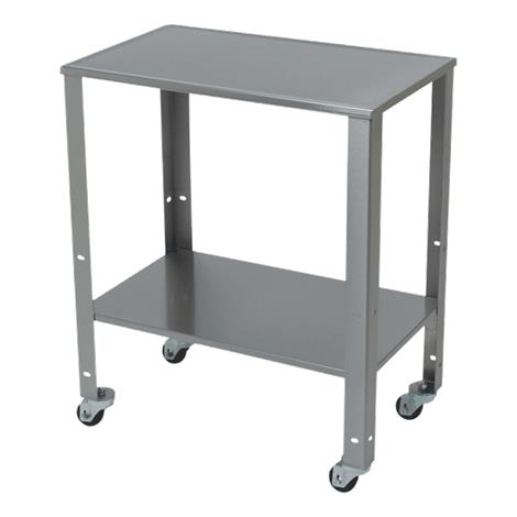 Detecto Rolling Scale Cart,Stainless steel rolling scale cart,Each,SPBT-1728
