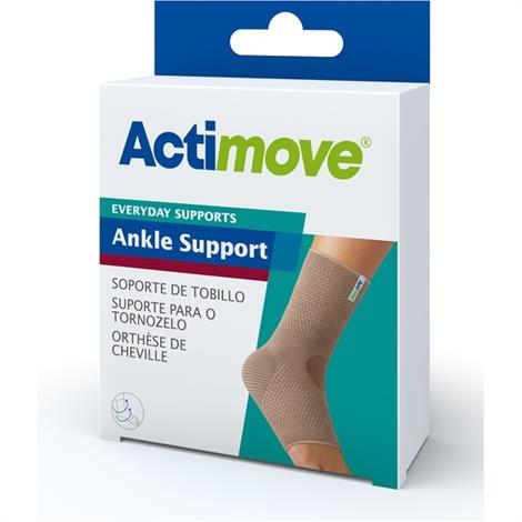 Actimove Everyday Ankle Support,Large,Each,7560822