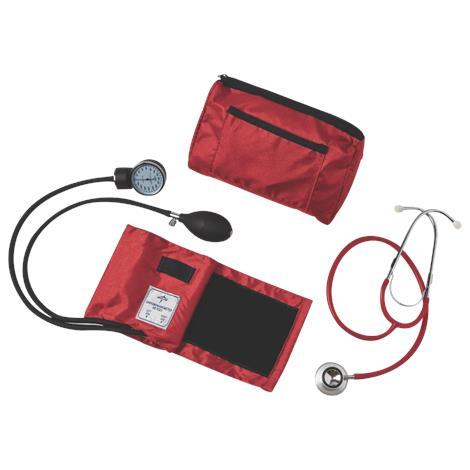 Medline Compli-Mates Dual Head Combination Kit,Hunter Green,Each,MDS9133
