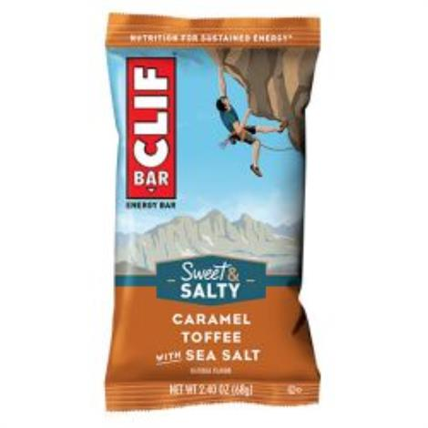 Clif Bar Energy Bar,Peanut Butter Banana with Dark Chocolate,12/Pack,8200080