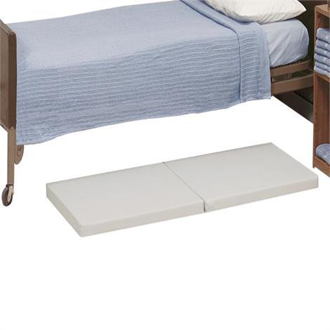 """Medline Folding Floor Mat,Bi-Folding,30"""" x 72"""" x 4"""",Each,MDR11A30724"""