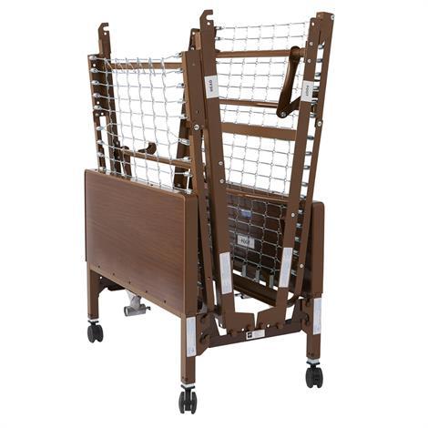 Medline Bed Transport Cart,Bed Cart,Each,MDSBEDCART