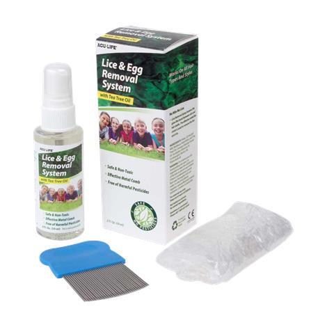 Acu-Life Lice Cure Kit,Lice Cure Kit,Each,HE400452