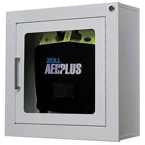 Zoll Standard Metal Wall Cabinet,Cabinet,Each,8000-0855