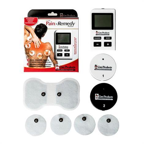 Core Pain Remedy Plus TENS Unit,Remedy Plus TENS,Each,ELT2701