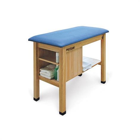 Hausmann H-Brace Taping Table with End Cabinet,0,Each,A9097