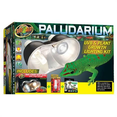 Zoo Med Paludarium UVB & Plant Growth Lighting Kit,Kit,Kit,LF-38