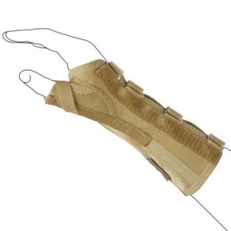 Ottobock Manu Rheuma Pollex Thumb Support,Left,X-Small,Each,4025-L-XS