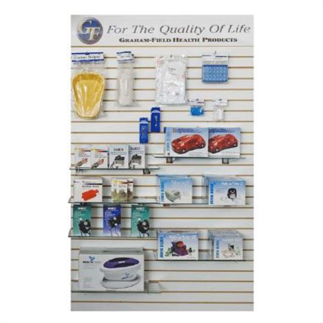 Graham-Field 4-Ft Plan-O-Graham Respiratory and Personal Care Kit,Respiratory and Personal Care Kit,Each,KIT-RP4